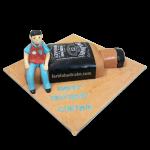 Online Jack Daniels Cake