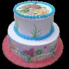 chhota bheem photo cake