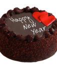 New Year Chocolate Truffle