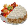 Fresh Mixed Fruit cake online