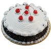 Blackforest Cake Design