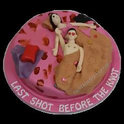 Bachelor Designer cake