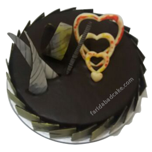 Chocolate Truffle Cake 1 Kg