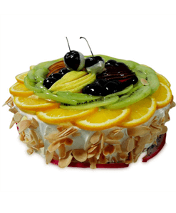 Cool Fruit Cake