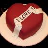 Valentine Cake 1kg