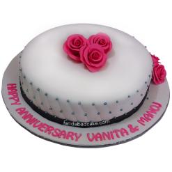 Anniversary Cake 2 kg