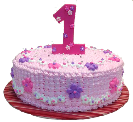First Birthday Cake for Girl, Get Up To 15% Off & Free Delivery