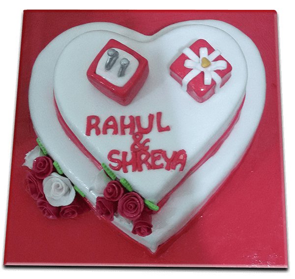 Anniversary Designer Cake