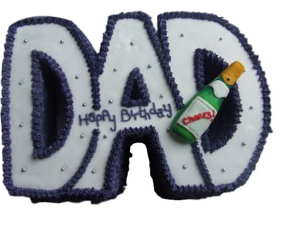 DAD Cake-online cake delivery in faridabad