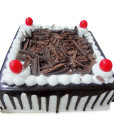 Blackforest Eggless Cake