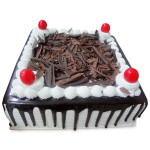 Blackforest Eggless Cake