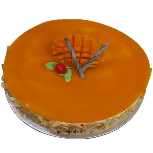 Online Mango cake
