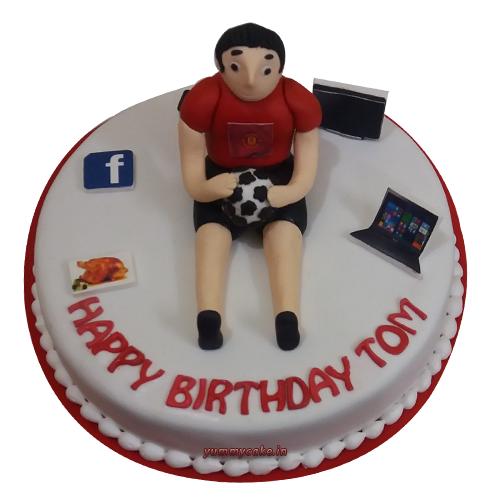 Football Lover Cake