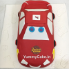 cars birthday cake, Car Cake