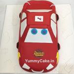 cars birthday cake, Car Cake