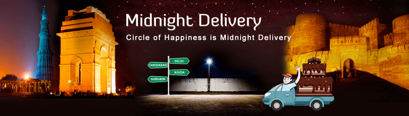 midnight cake delivery-online cake delivery in faridabad