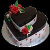 2-Tier-Anniversary-Cake-Yummycake2