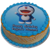 Doraemon Birthday Cake Design