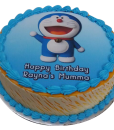 Doraemon Birthday Cake