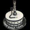 Hookah Cake for Birthday