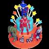 Avengers birthday cake online