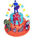 avengers-birthday-cake-faridabadcake
