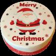 christmas-cake-yummycake