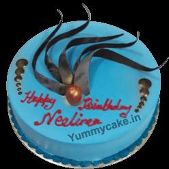 Fondant Birthday Cakes
