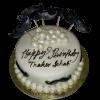 Valentine Chocolate Cake