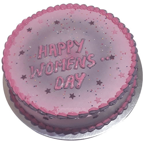 Cakes For Womens Day In Faridabad