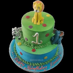1st Birthday Cakes For Boys