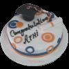 congratulations cake online