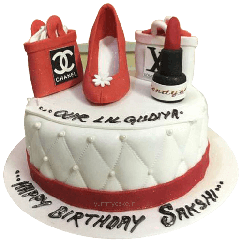 Designer Cakes For Girls Birthday In Faridabad Free Delivery