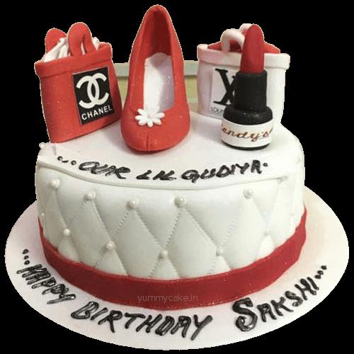 Designer Cakes For Girls