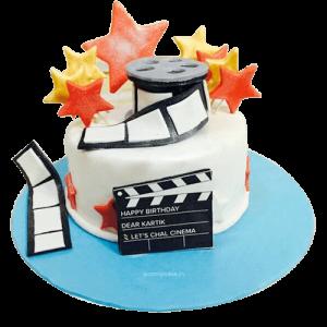 Movie Themed Cakes
