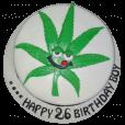 Marijuana cake