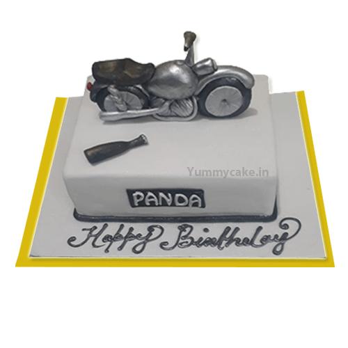 Bullet Cake