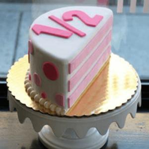 6 Month Anniversary Cake