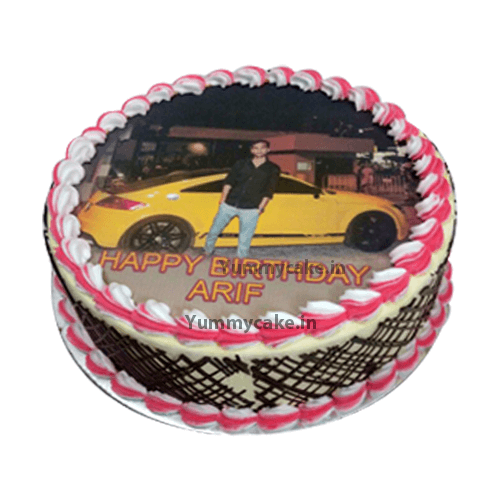 Birthday Cake For Brother Image