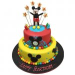 mickey-mouse-clubhouse-cake 2