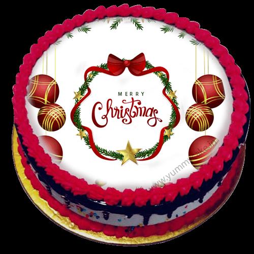 Merry Christmas Special Cake