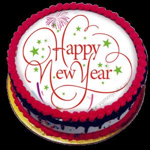 New Year Cake 2018