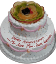 50th-wedding-anniversary-cakes