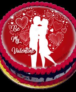 Valentine Day Special Cake