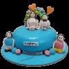 Anniversary cake online