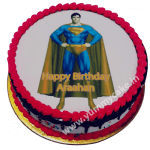 superman-birthday-cake