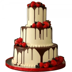 Chocolate-Wedding-Cake