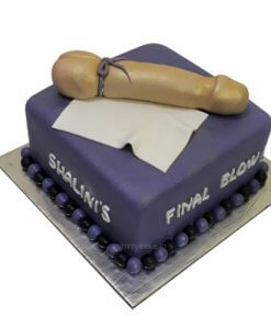 Dirty Birthday Cakes