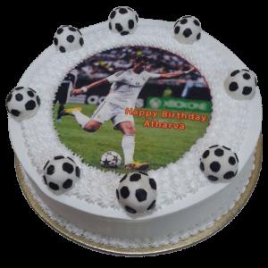 Football Themed Cakes