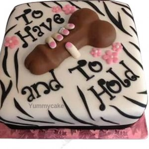 Pure Romance Cake
